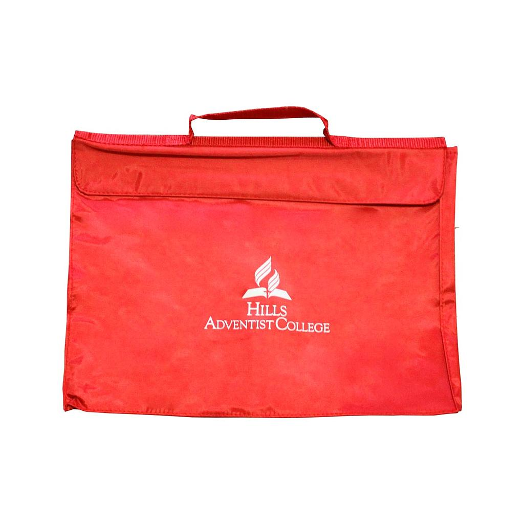 HAC Bag Library Red