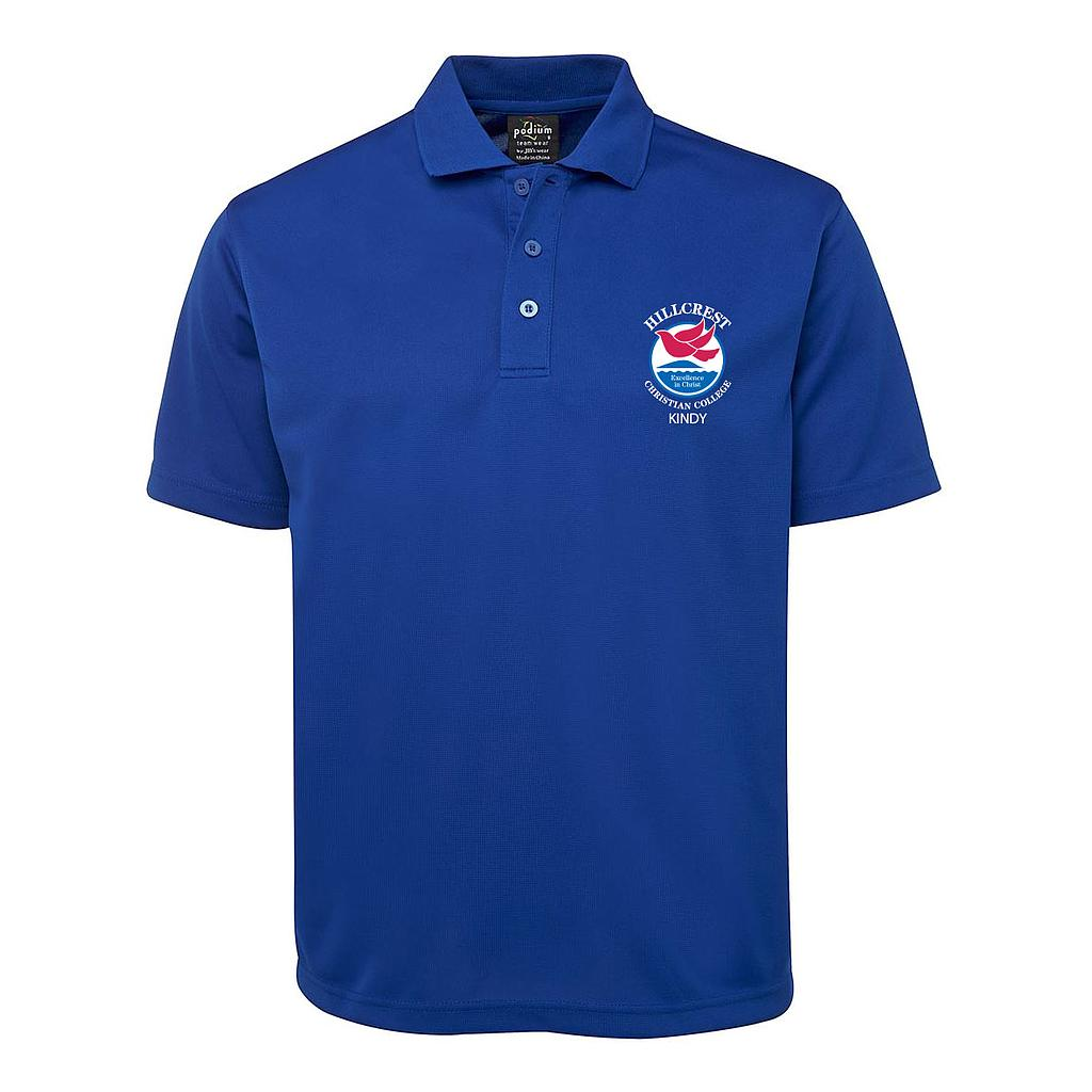 HCC Polo Shirt Kindy
