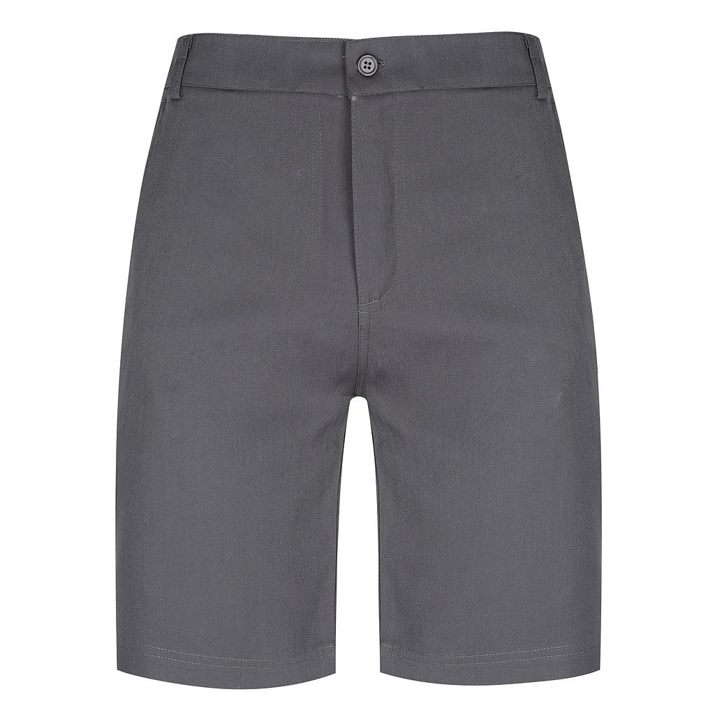 HTI Shorts Boy EB Charcoal (G) K-10