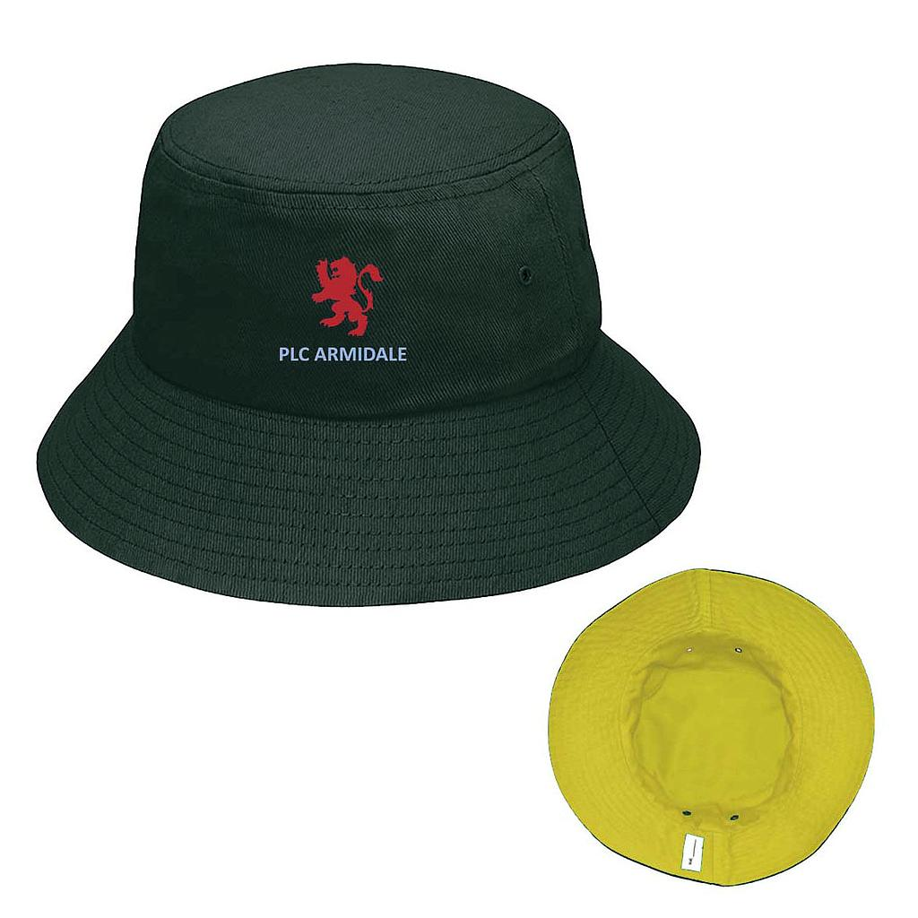 PLC Hat Macquarie Yellow