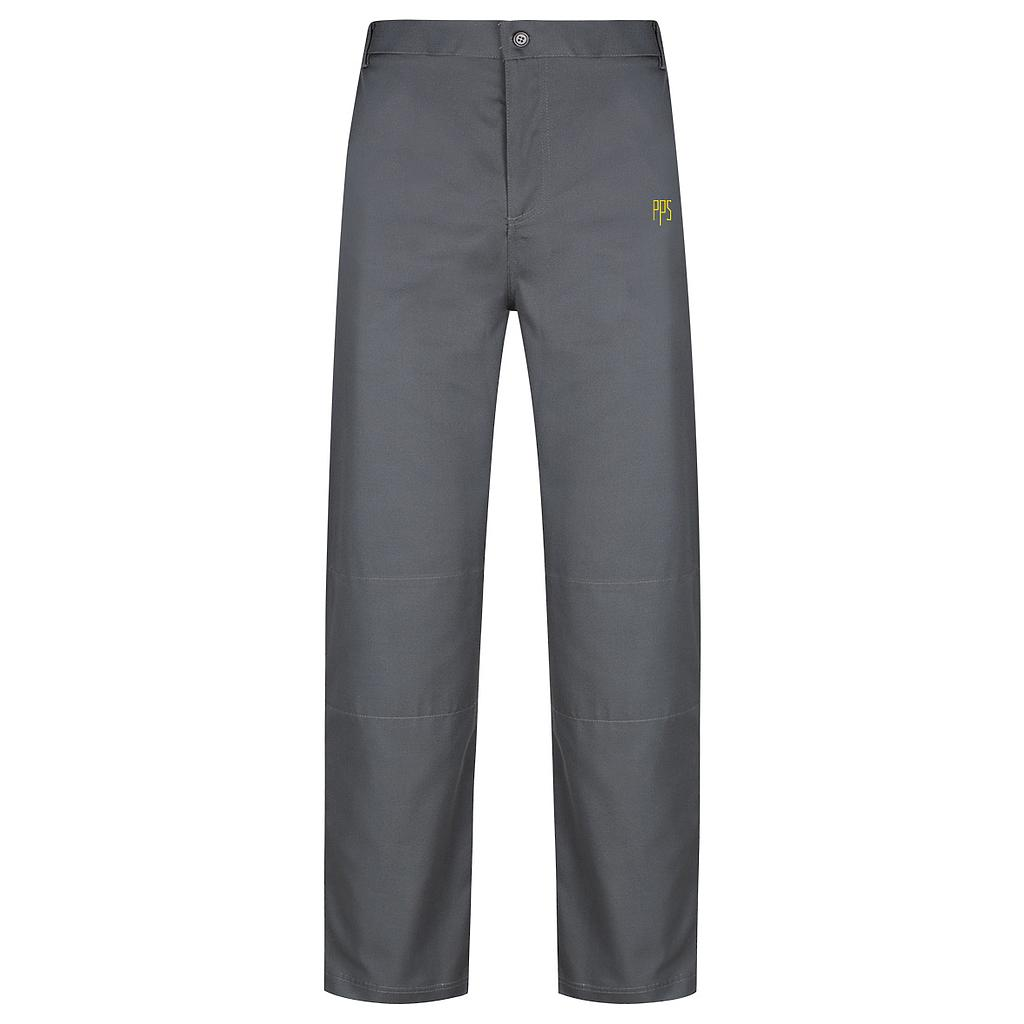 PPS Trousers E/B F/F Charcoal K-6