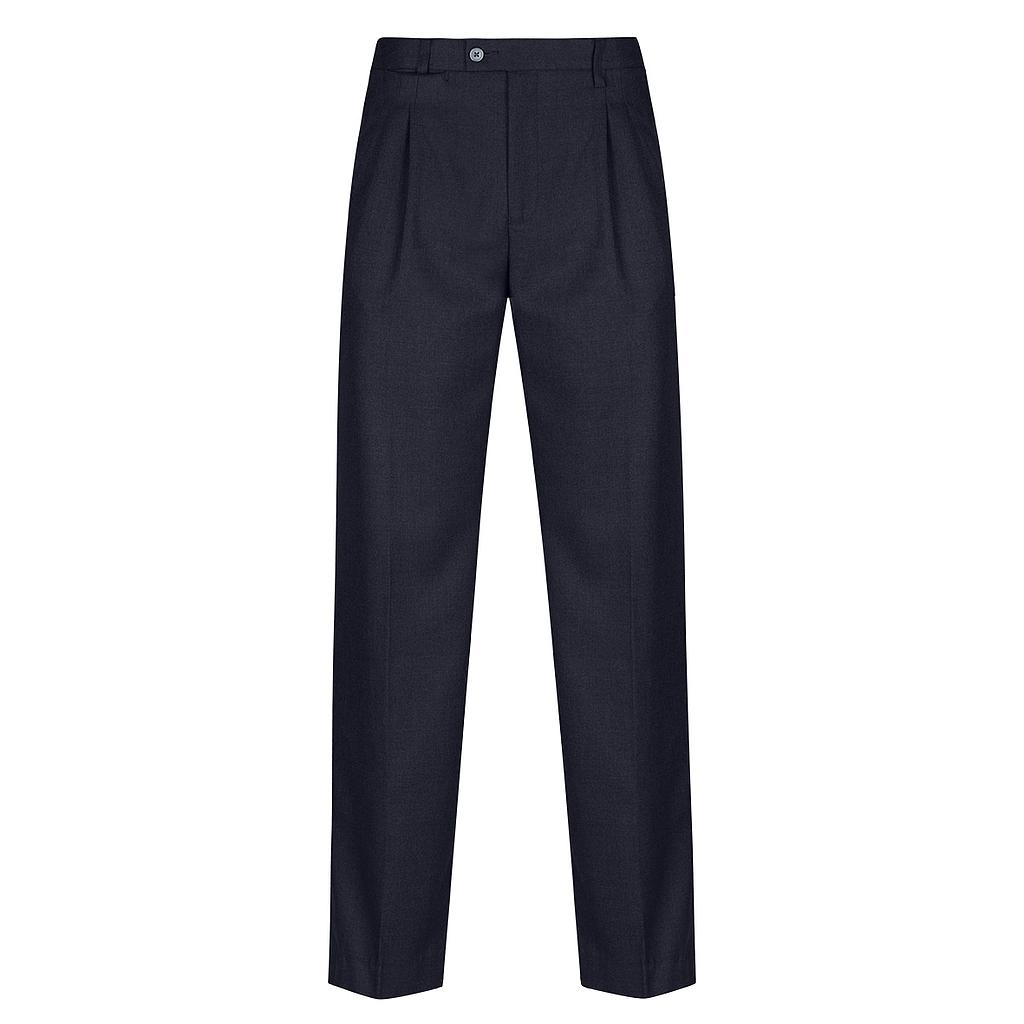 TCS Trousers Formal Navy 7-12