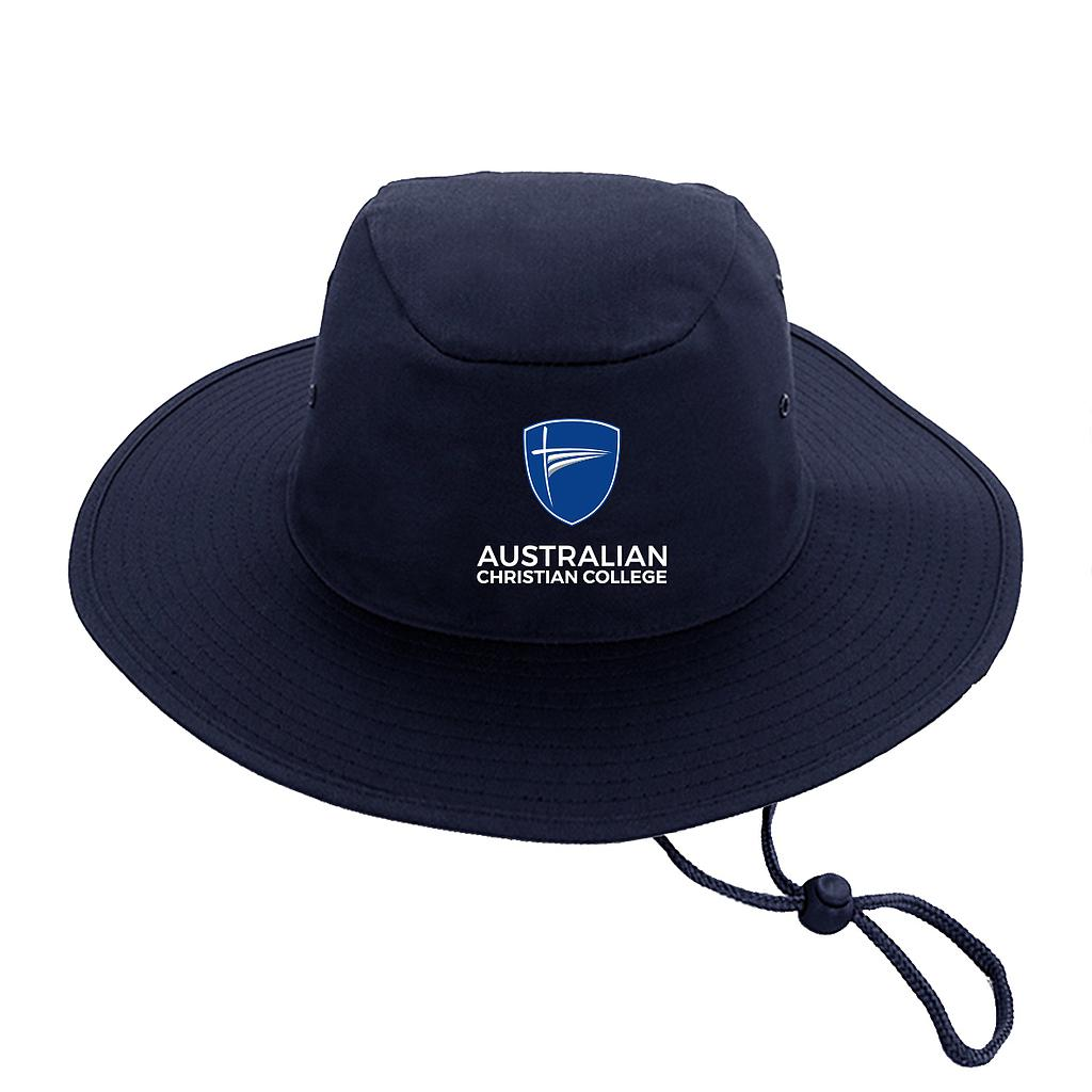 ACC Hat Slouch Navy P-6