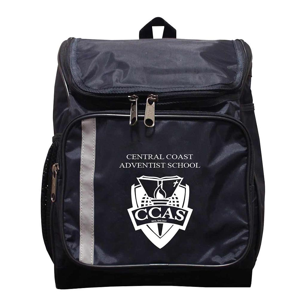CCA Backpack Primary Navy