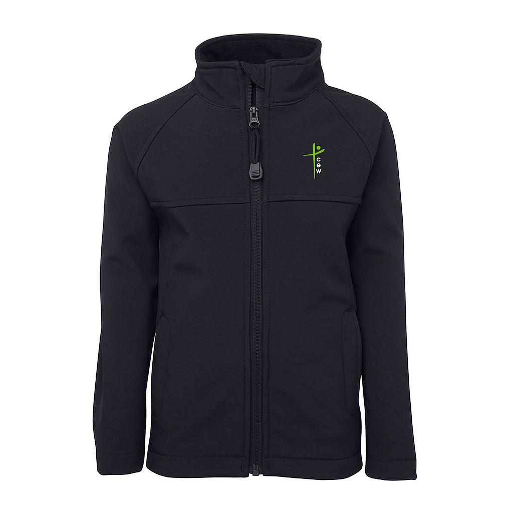 CEW Jacket Soft Shell Navy F-12
